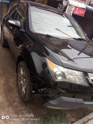 Acura MDX 2008 Black   Cars for sale in Lagos State, Isolo