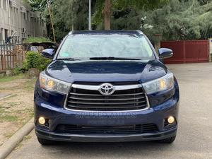 Toyota Highlander 2015 Blue   Cars for sale in Abuja (FCT) State, Asokoro