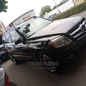Mercedes-Benz GLK-Class 2011 350 4MATIC Black | Cars for sale in Lagos State, Ogba
