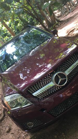 Mercedes-Benz GLK-Class 2010 350 4MATIC Red | Cars for sale in Ondo State, Akure