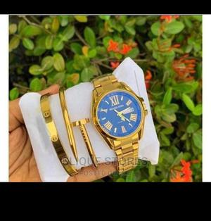 Watch and Bracelets Set | Watches for sale in Abuja (FCT) State, Karu