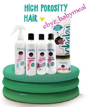Baby/Child's Natural Hair Care Products   Baby & Child Care for sale in Rivers State, Port-Harcourt