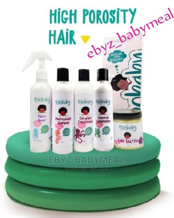 Baby/Child's Natural Hair Care Products