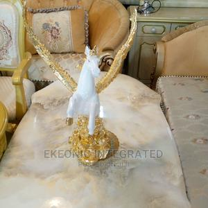 Table Decoration White Horse | Home Accessories for sale in Rivers State, Port-Harcourt