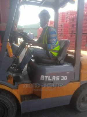 Atlas 3.0tonnage Forklift | Heavy Equipment for sale in Kano State, Kano Municipal