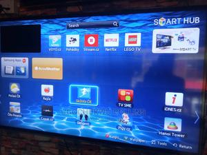 55''inches Smart Samsung | TV & DVD Equipment for sale in Lagos State, Ojo