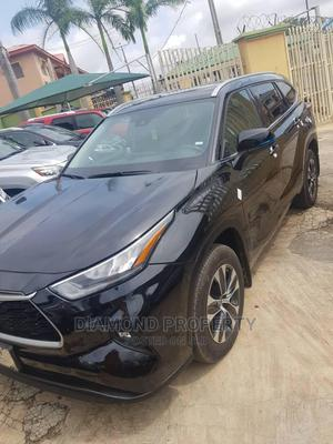 Toyota Highlander 2020 XLE FWD Black | Cars for sale in Oyo State, Ibadan