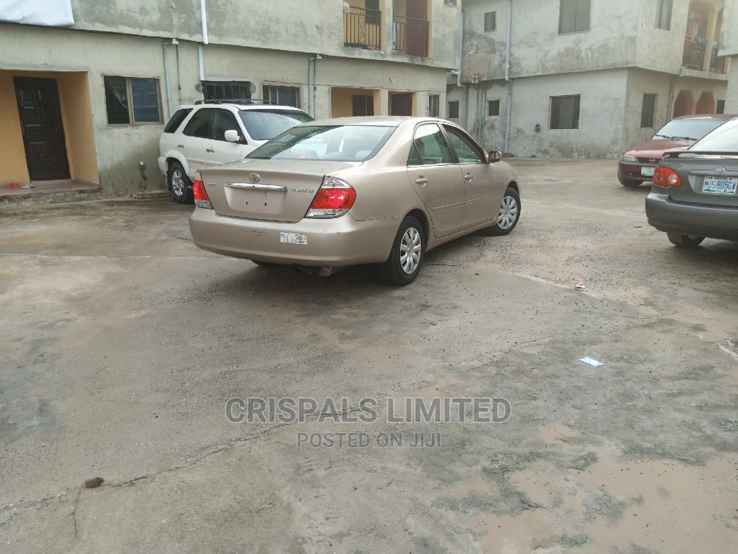 Toyota Camry 2006 Gray   Cars for sale in Ajah, Lagos State, Nigeria