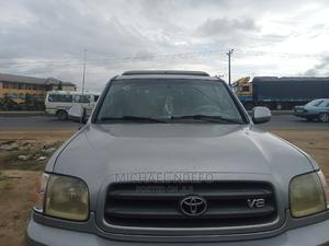 Toyota Sequoia 2002 Gray | Cars for sale in Rivers State, Obio-Akpor