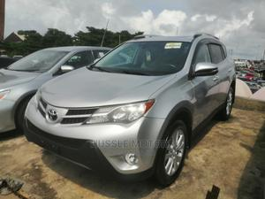 Toyota RAV4 2014 Silver | Cars for sale in Lagos State, Apapa