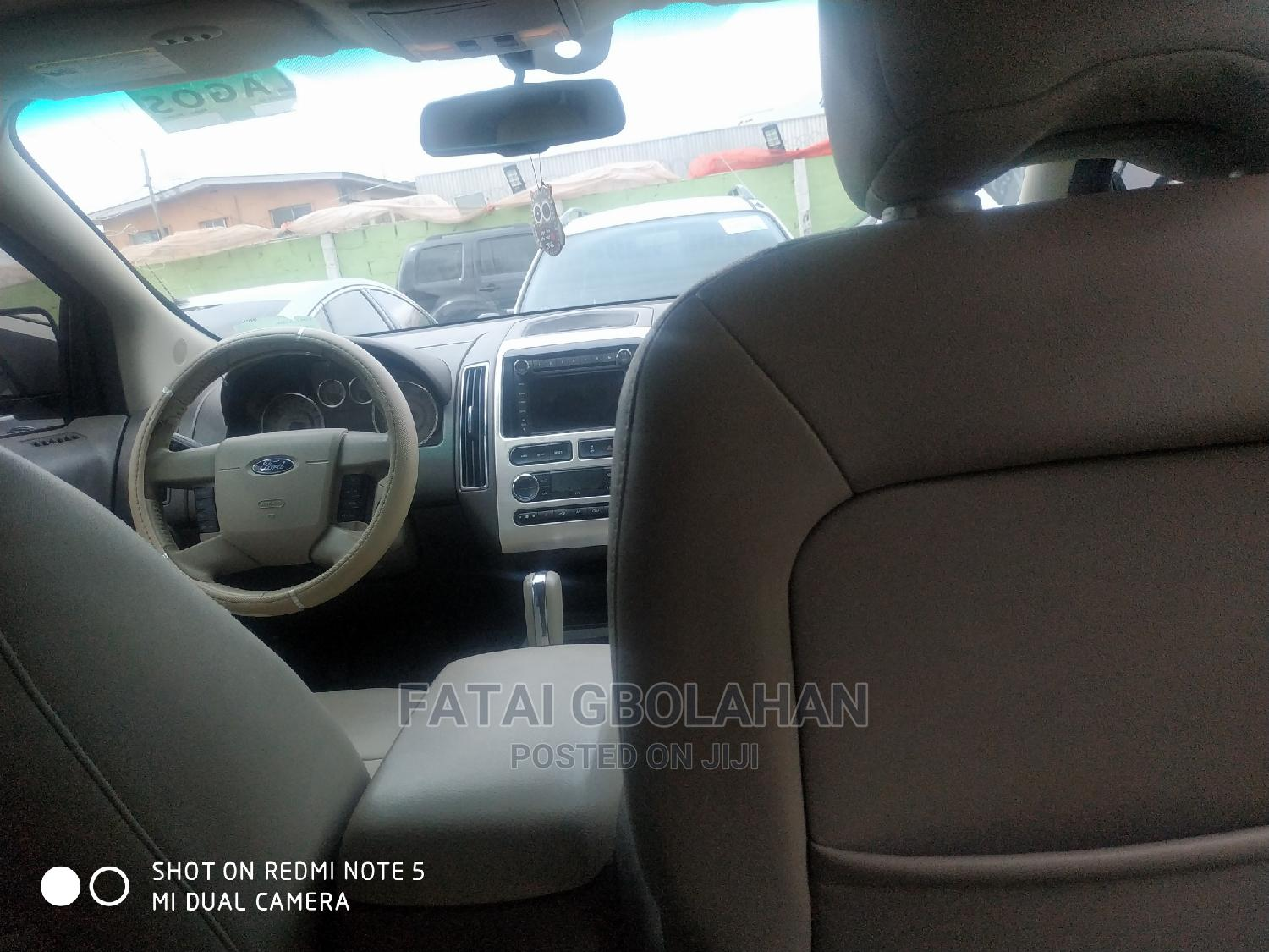 Archive: Ford Edge 2010 White