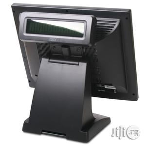Single Touch Screen POS With Display Pole | Store Equipment for sale in Lagos State, Ikeja