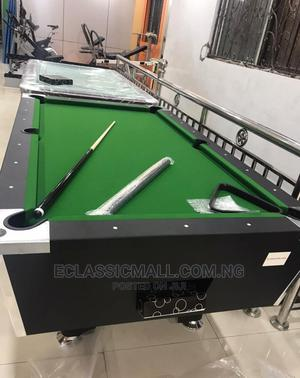 Marble With Coin Snooker Board | Sports Equipment for sale in Lagos State, Lekki