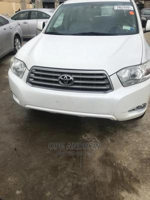 Toyota Highlander 2008 White   Cars for sale in Oyo State, Ibadan