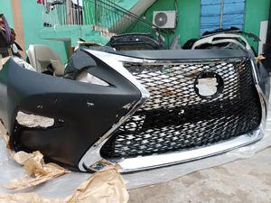 Complete Front Bumper Es350 2018 | Vehicle Parts & Accessories for sale in Lagos State, Lagos Island (Eko)