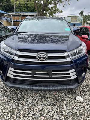 Toyota Highlander 2017 Blue | Cars for sale in Abuja (FCT) State, Garki 2