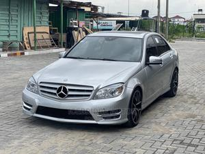 Mercedes-Benz C300 2011 Silver | Cars for sale in Lagos State, Lekki