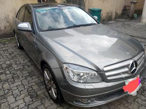 Mercedes-Benz C350 2008 Gray   Cars for sale in Lagos State, Lekki