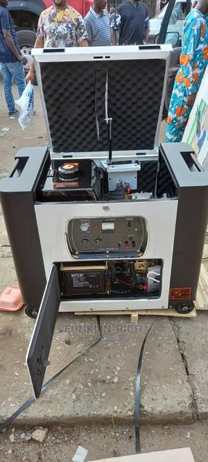 Lutian 10kva Sound Proof Generator | Electrical Equipment for sale in Lagos State, Ikeja