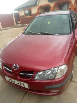 Nissan Almera 2005 1.6 Comfort Red   Cars for sale in Oyo State, Oyo