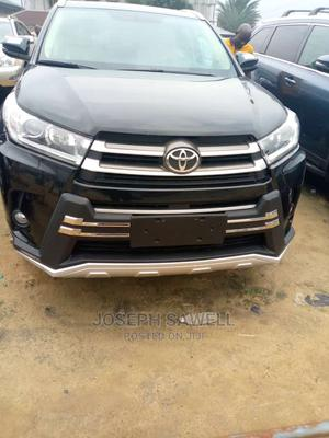 Toyota Highlander 2018 Black | Cars for sale in Rivers State, Port-Harcourt