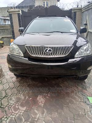Lexus RX 2007 350 XE 4x4 Black | Cars for sale in Lagos State, Ikeja