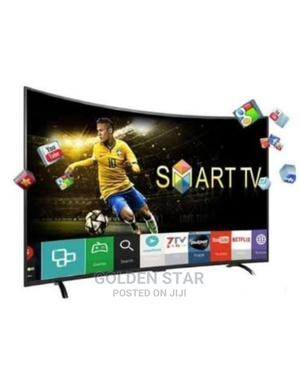 """✓ New One LG 55"""" Curved Screen UHD 4K SMART Netflix App TV 