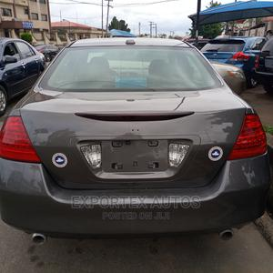 Honda Accord 2006 Black | Cars for sale in Lagos State, Ikeja