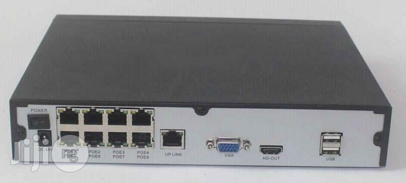 Archive: 8 Port Nvr With Poe For CCTV