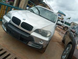 BMW X5 2008 3.0i Silver | Cars for sale in Ogun State, Ado-Odo/Ota