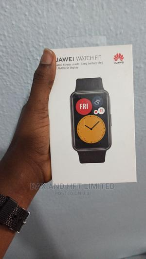 Huawei Watch Fit | Smart Watches & Trackers for sale in Lagos State, Victoria Island