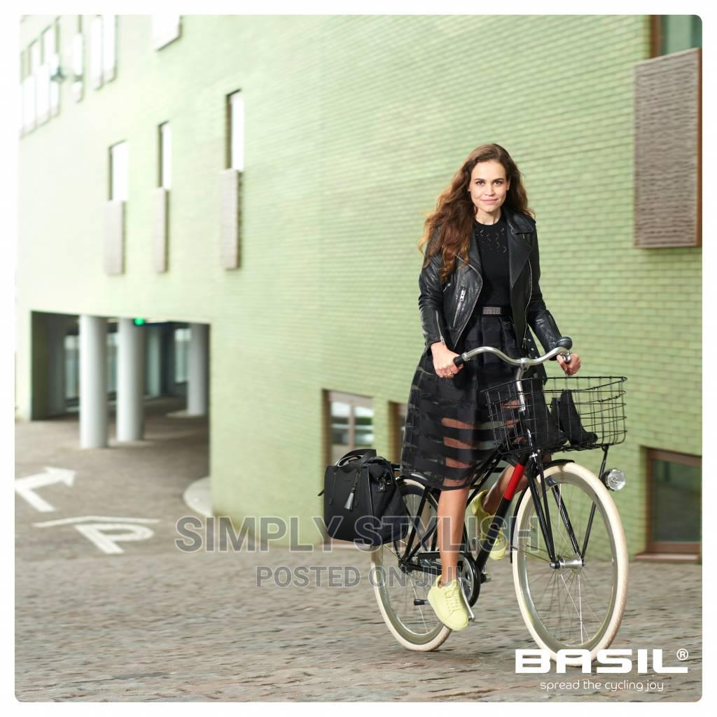 Carrier Bag Basil Bicycle Bag   Bags for sale in Apapa, Lagos State, Nigeria