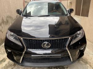 Lexus RX 2011 Black   Cars for sale in Lagos State, Ikeja