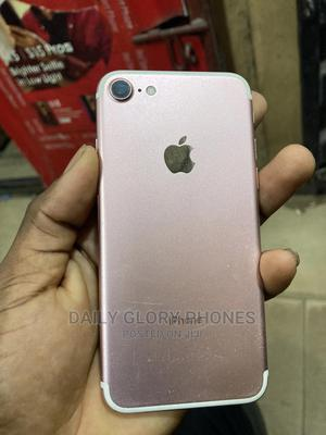 Apple iPhone 7 32 GB Gold   Mobile Phones for sale in Lagos State, Ikeja