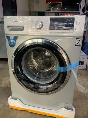 Midea 7kg Full Automatic Front Loader Washing Machine | Home Appliances for sale in Oyo State, Ibadan