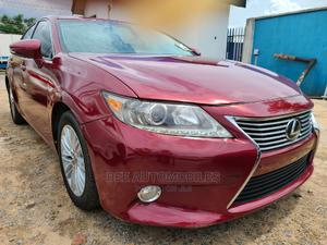 Lexus ES 2013 350 FWD Red   Cars for sale in Lagos State, Ikeja