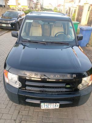 Land Rover LR3 2006 V6 Black | Cars for sale in Lagos State, Ajah