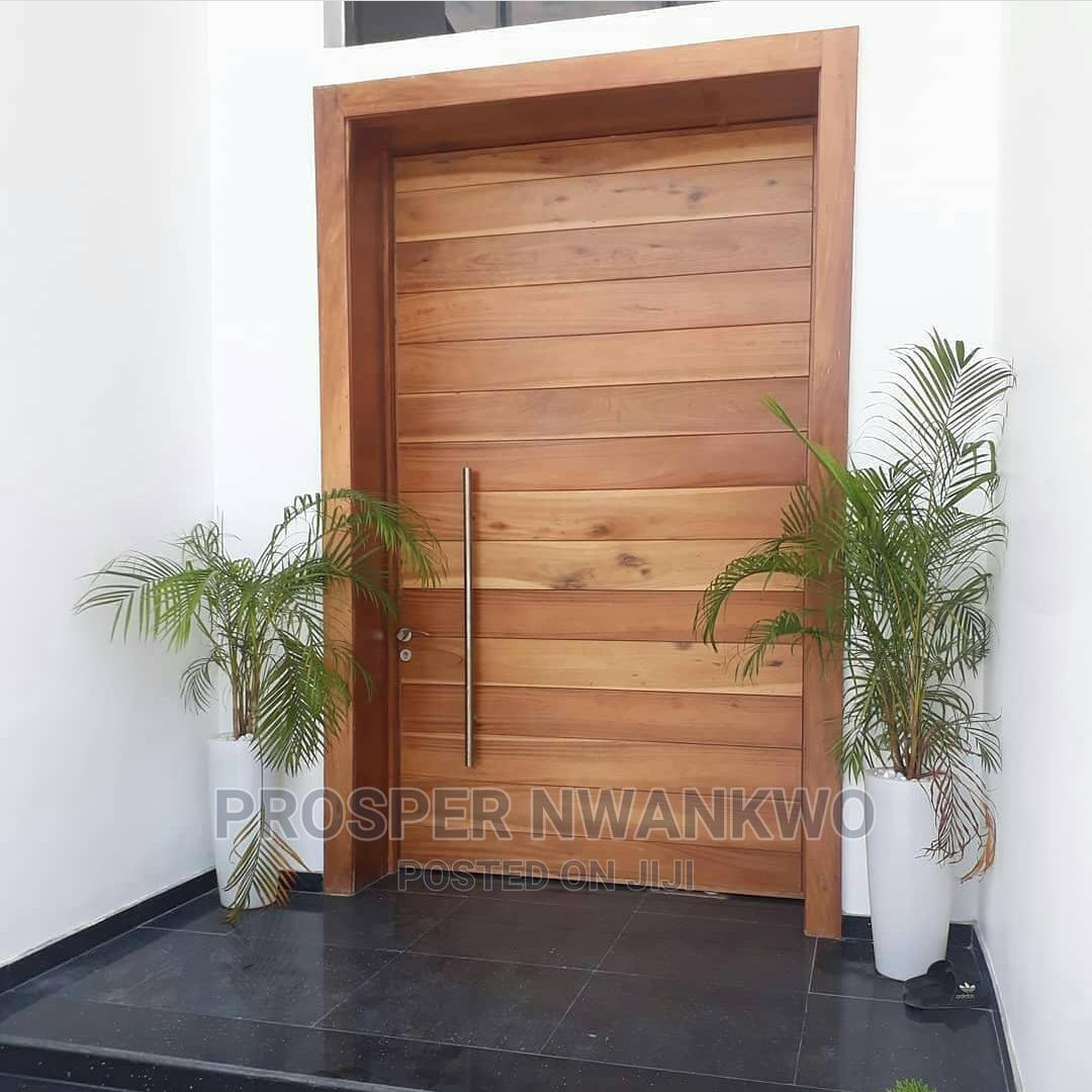 Archive: Cedar Wood Finished Doors. Internal and External