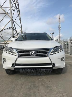 Lexus RX 2015 350 F Sport AWD White   Cars for sale in Lagos State, Lekki