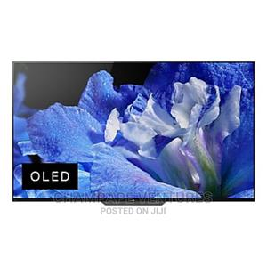 Sony-65 Inch) 4k Ultra HD OLED Smart TV (KD-65A8F, Black)   TV & DVD Equipment for sale in Lagos State, Ojo
