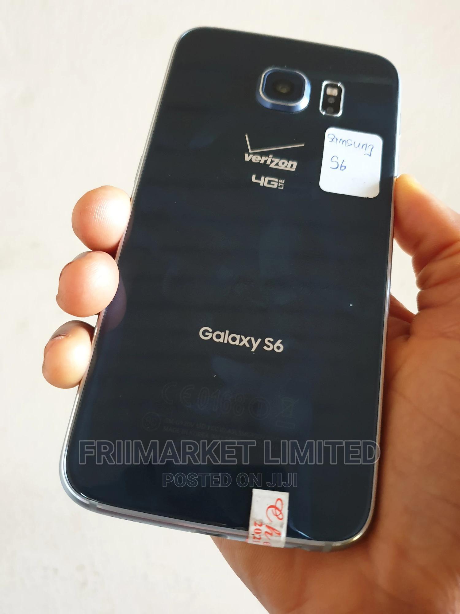 Samsung Galaxy S6 32 GB Black   Mobile Phones for sale in Egor, Edo State, Nigeria