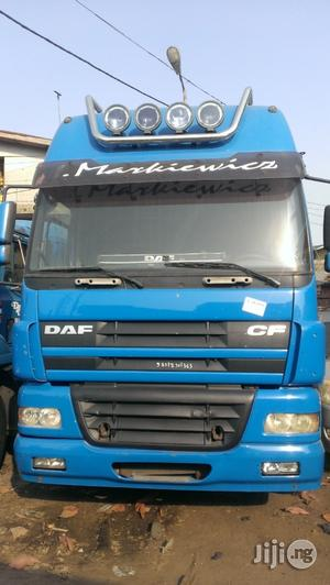 Clean Tokunbo Daf 85cf Trailer Head 2006 | Trucks & Trailers for sale in Lagos State, Apapa