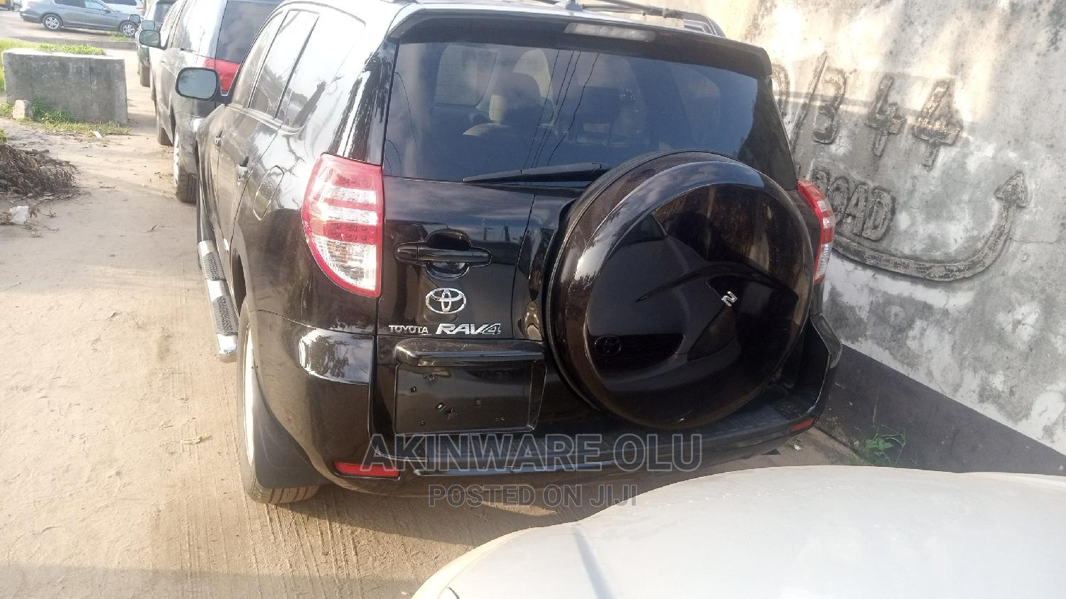 Toyota RAV4 2011 2.5 4x4 Black   Cars for sale in Maryland, Lagos State, Nigeria