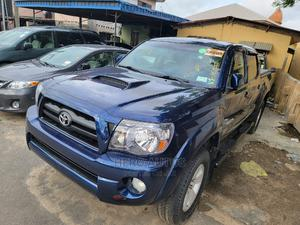Toyota Tacoma 2007 Blue | Cars for sale in Lagos State, Surulere