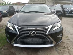 Lexus ES 2014 350 FWD Black   Cars for sale in Lagos State, Amuwo-Odofin