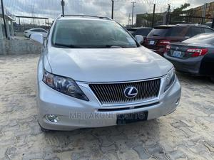 Lexus RX 2012 Silver | Cars for sale in Lagos State, Lekki