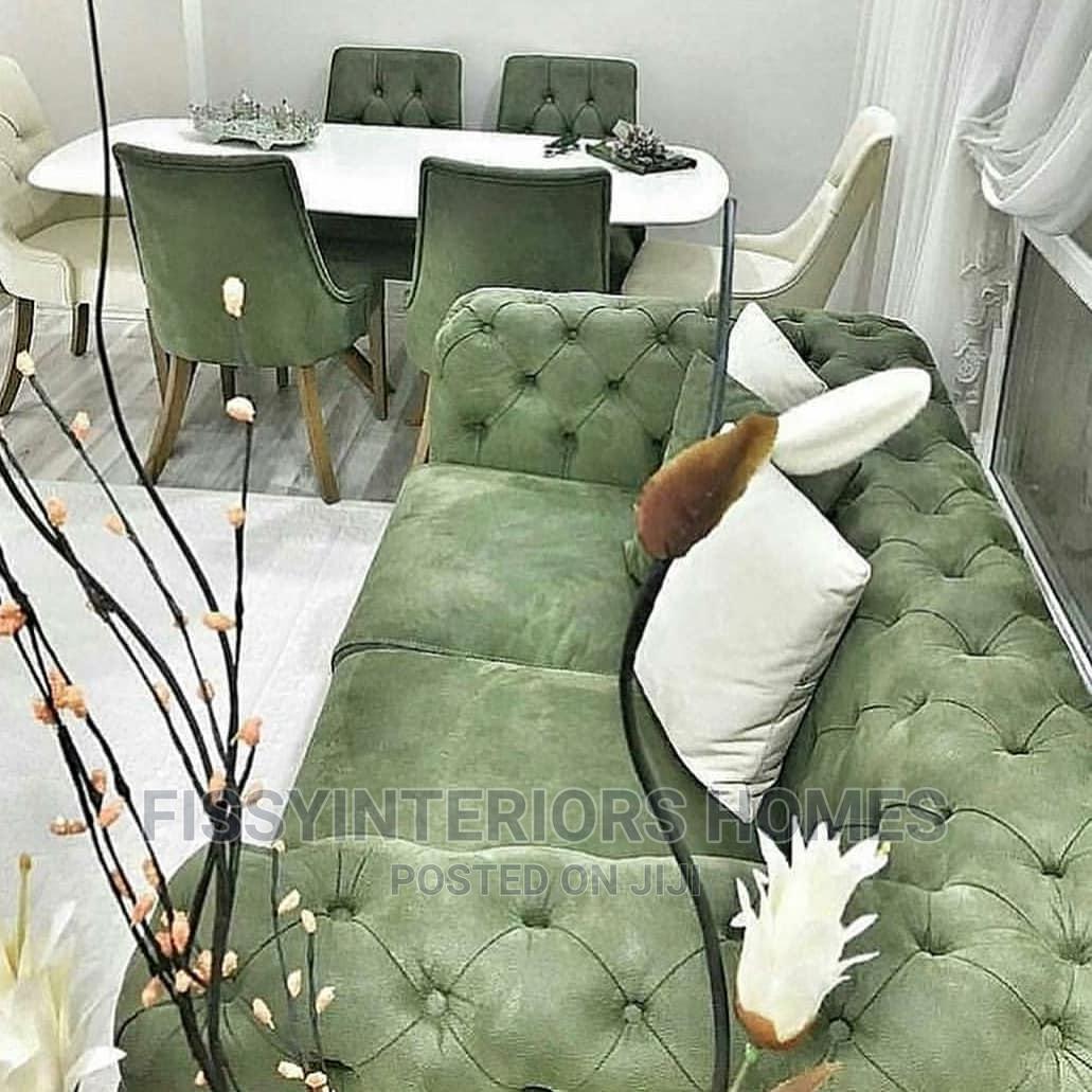 Fissy Interior Sofa