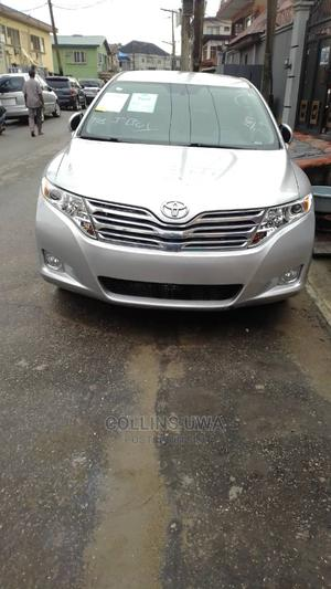 Toyota Venza 2012 V6 Silver | Cars for sale in Lagos State, Surulere