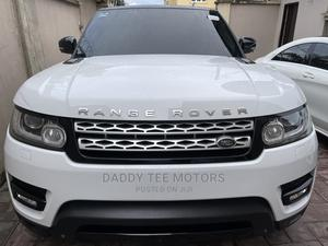 Land Rover Range Rover Sport 2014 White | Cars for sale in Lagos State, Ikeja