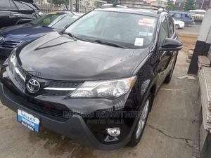 Toyota RAV4 2013 Black | Cars for sale in Lagos State, Ojodu